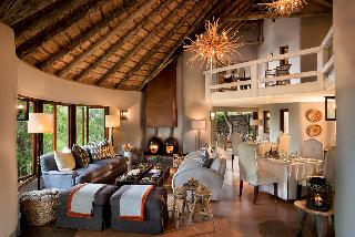 Madikwe Safari Lodge - Restaurant