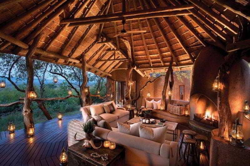 Madikwe Safari Lodge - Terrasse
