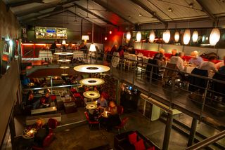 Cape Heritage Hotel - Bar