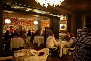 Cape Heritage Hotel - Restaurant