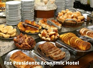 Iguazu National Park Hotels:Foz Presidente Hotel