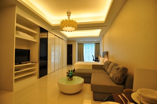 Damas Suites & Residences - Zimmer