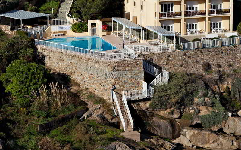 Saint Christophe Corsica, Place Bel Ombra,