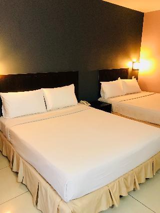 Family Hotel Klang - Zimmer