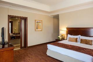 Concorde Hotel Doha - Zimmer