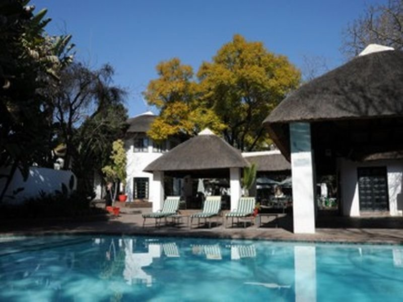 Indaba Hotel and Conference Centre - Pool