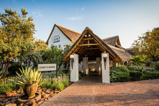 Indaba Hotel and Conference Centre - Restaurant