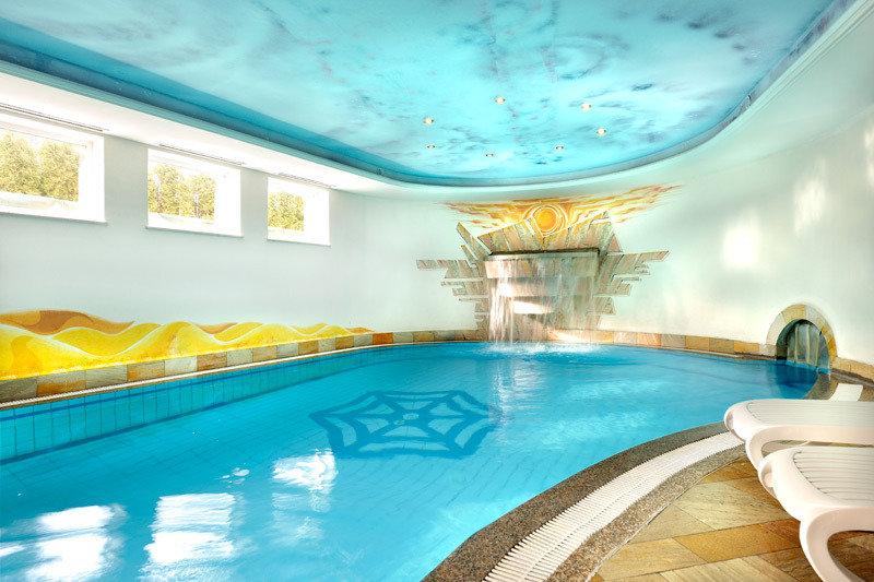 Ferienwelt Kristall - Pool