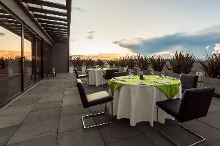 Atton Bogota 93 - Terrasse