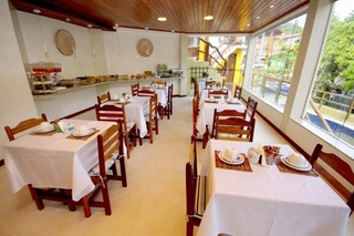 Pousada Safira Do Morro - Restaurant
