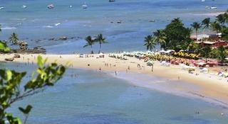 Pousada Safira Do Morro - Strand