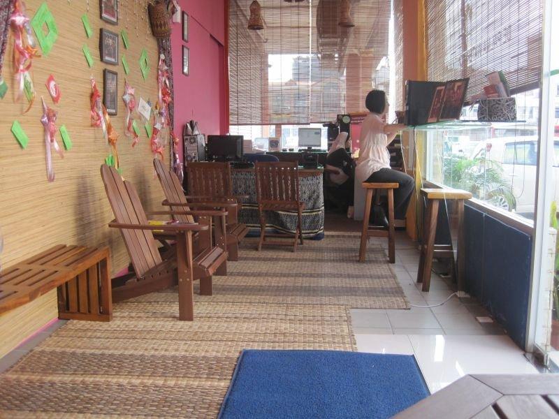 De Palma Hotel Waterfront Kuching - Diele