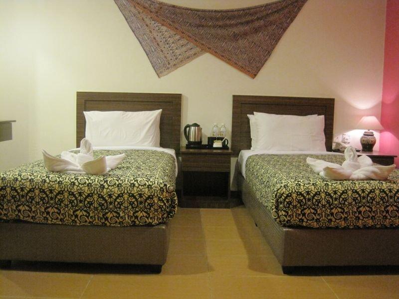 De Palma Hotel Waterfront Kuching - Zimmer