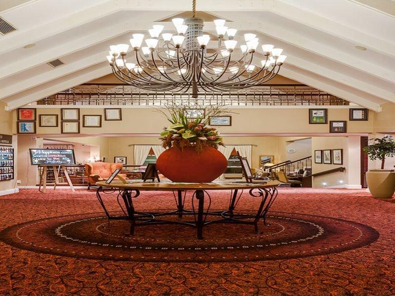 Protea Hotel Nelspruit - Diele