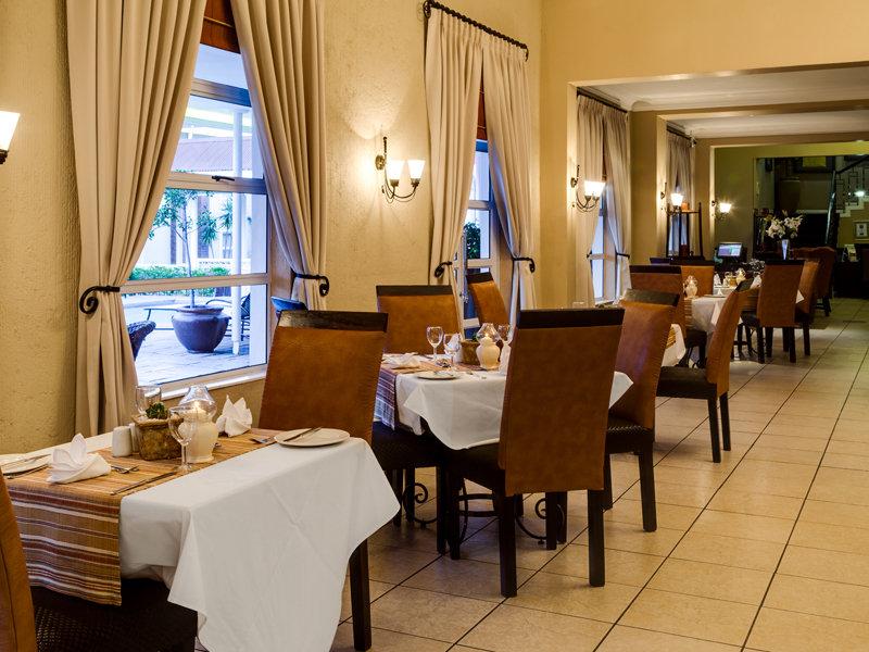 Protea Hotel Nelspruit - Restaurant