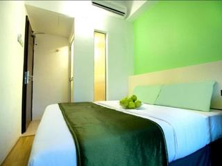 Apple Hotel Kuala Lumpur - Diele