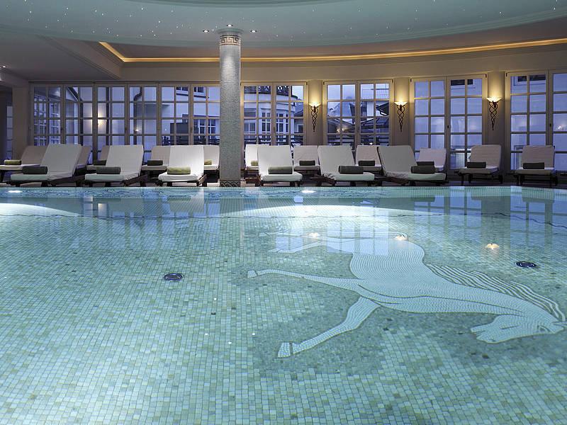 Harisch Hotel Weisses Rossl - Pool