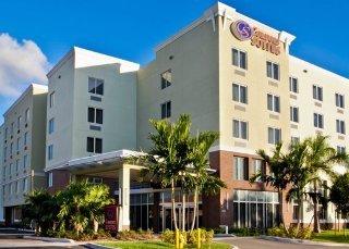 Miami Hotels:Comfort Suites Miami Airport North