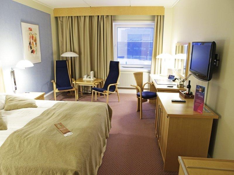 Radisson Blu Scandinavia Hotel Aarhus - Zimmer