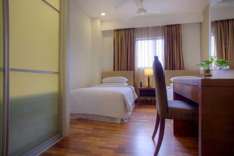 The Nomad Residences Bangsar - Zimmer
