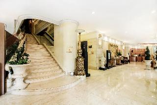 Makati Palace - Diele