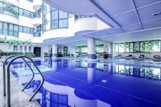 Makati Palace - Pool