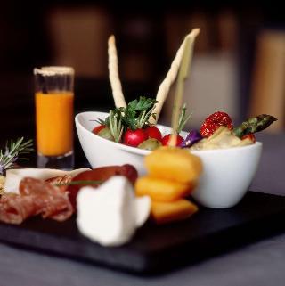 Angleterre & Residence - Restaurant
