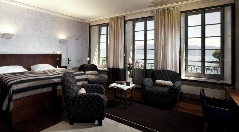 Angleterre & Residence - Zimmer