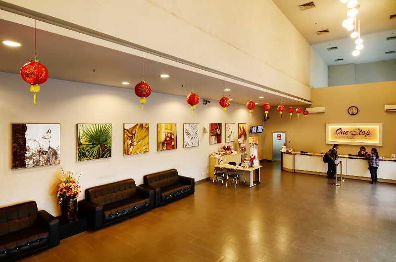 One-Stop Residence & Hotel - Diele
