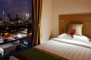 One-Stop Residence & Hotel - Zimmer