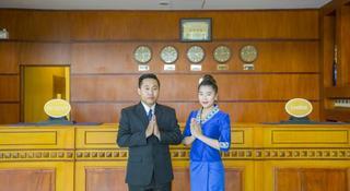 Vientiane Plaza - Diele