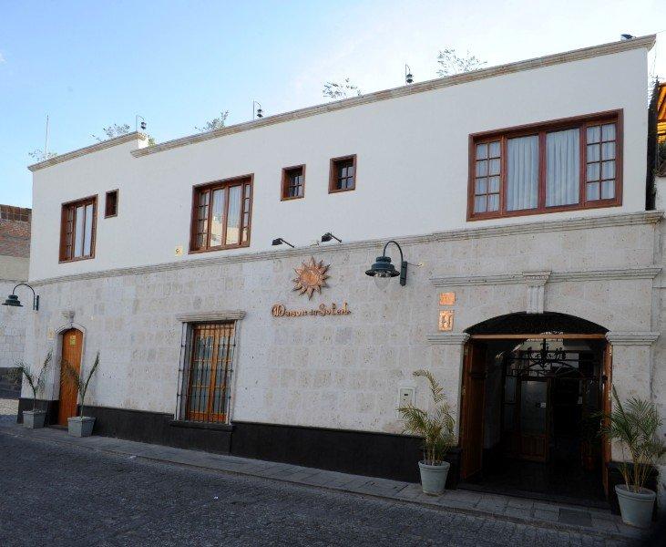 Maison Du Soleil, Pasaje Viol͍n, San Lazaro…