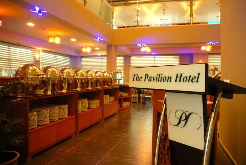 The Pavilion - Restaurant