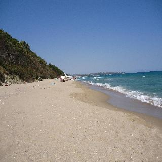 The Cliff Beach & Spa Resort - Strand