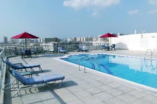 Fortune Classic Hotel Apartments - Terrasse