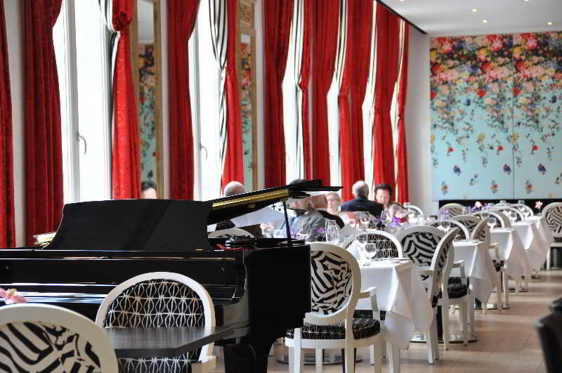 Pillows Grand Hotel Reylof - Restaurant