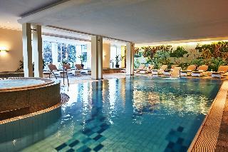 Steigenberger Grandhotel Belvédère Davos - Pool