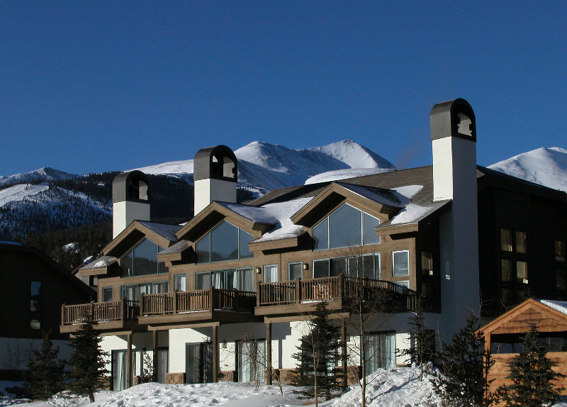 One Breckenridge Place Townhomes
