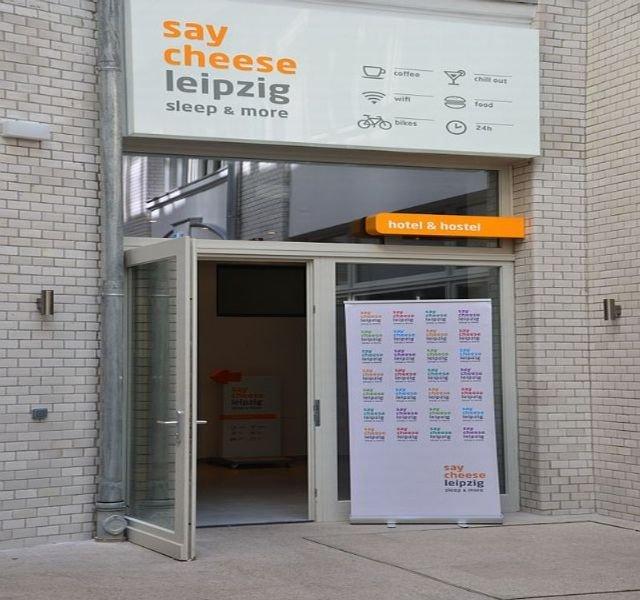 Say Cheese Leipzig Hotel…, Kleine Fleischergasse,8