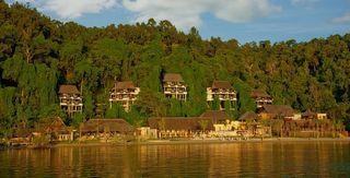 Gaya Island Resort - Generell