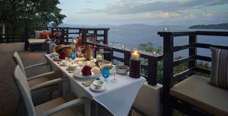 Gaya Island Resort - Restaurant