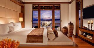 Gaya Island Resort - Zimmer