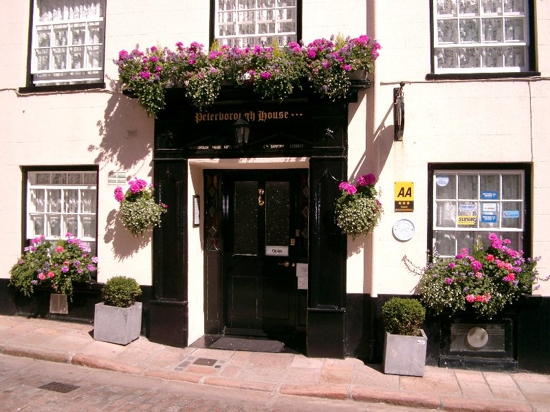 Peterborough House, Rue Du Croquet, St Aubin,