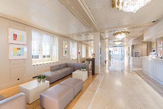 Einstein St.Gallen - Hotel Congress Spa - Diele