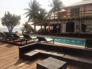 Robert's Grove Beach Resort - Terrasse