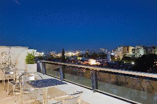 Sileo Hotel - Terrasse