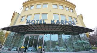 Karpos Hotel, Serpirova Bb,