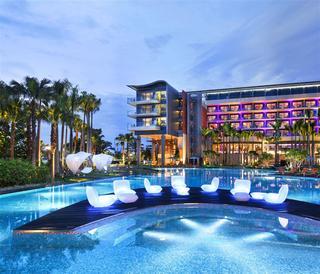 W Singapore - Sentosa Cove - Generell