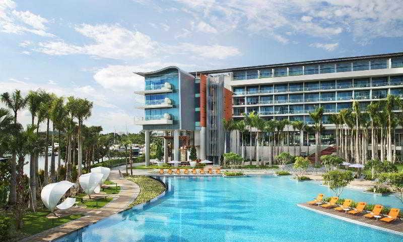 W Singapore - Sentosa Cove - Pool