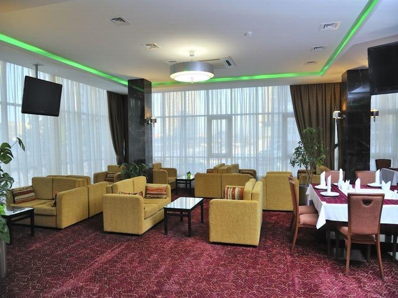 Oasis Inn - Restaurant